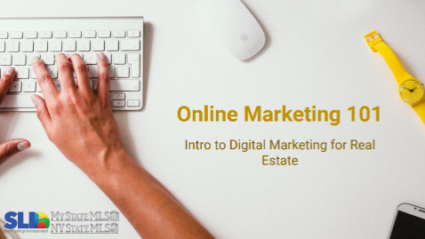 Online Marketing 101 State MLS
